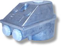 Kopplingsbox till 200B